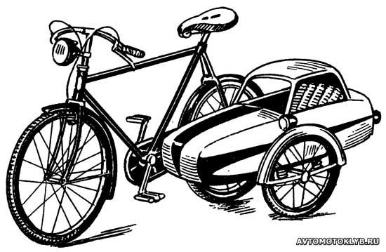 Велосипед с коляской — как сделать коляску для велосипеда